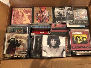 Misc. Box of CD's