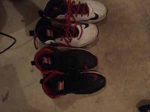 Both Nike size 5y & 4.5