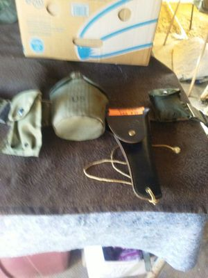 VIETNAM ERA HOLSTER SET