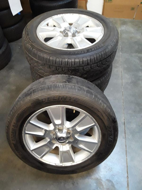 2012 Ford F150 Wheels And Tirea Auto Parts In Livermore Ca
