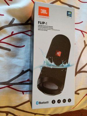 NEW! JBL Flip 4 (black)