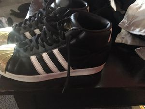 75 adidas men size 9.5 need gone asap today trades available