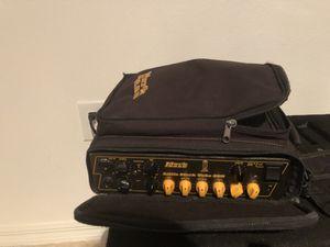 Markbass little tube 800 bass amp