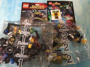Lego 76017 Avengers Captain America vs Hydra
