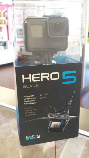 GOPRO HERO 5 FOR $40 DOWN
