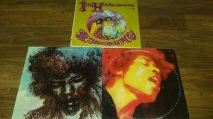 Lot of 3 Jimi Hendrix Records
