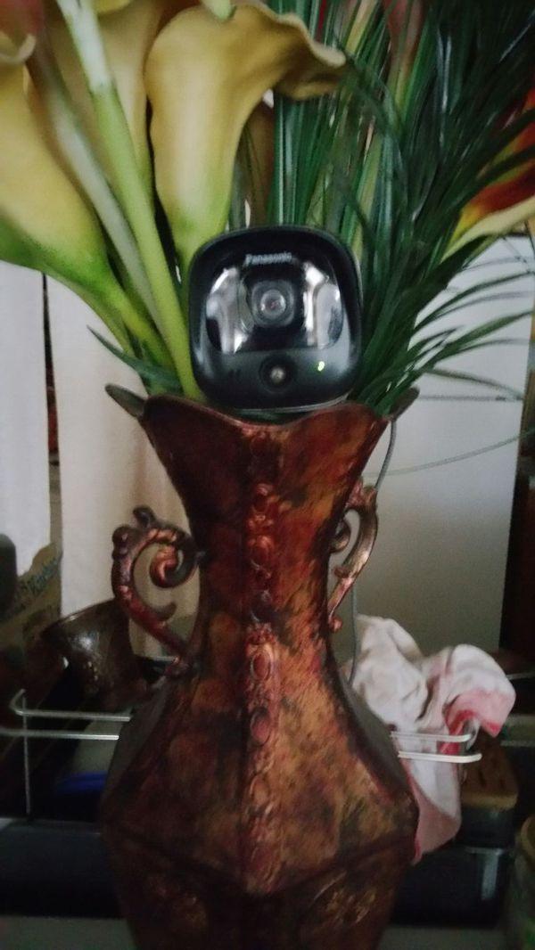 Panasonic KX-HN6002W Smart Home Monitoring System DIY Surveillance