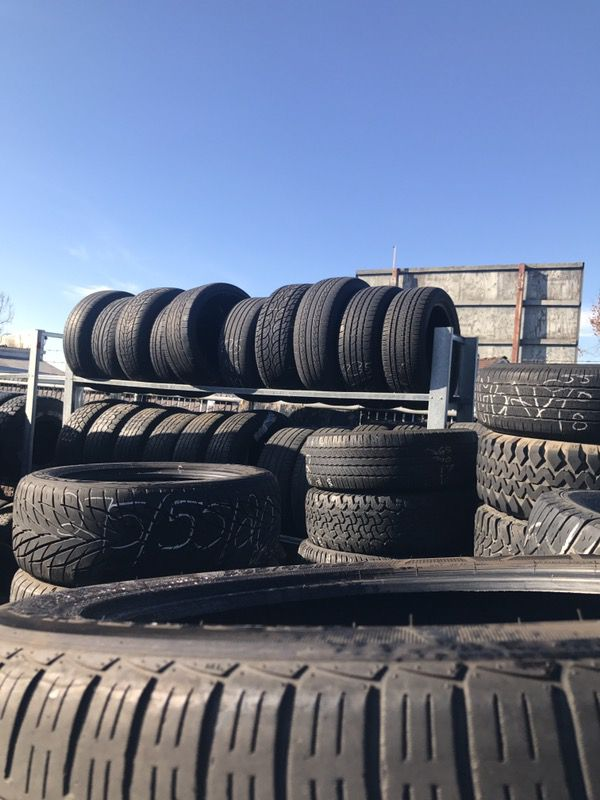 Used Tires Best Prices We Got You All Season Auto Parts In