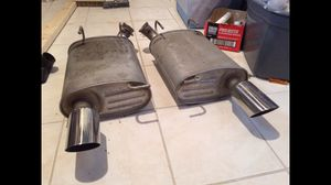 2014 Ford Mustang Exhaust