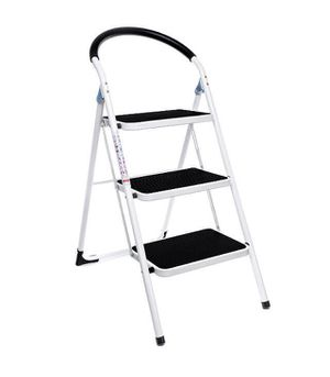 3 Steps Ladder Folding Step Stool