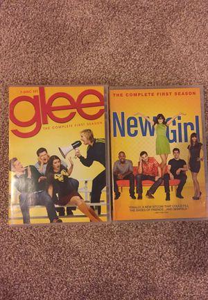 Glee & New Girl season 1