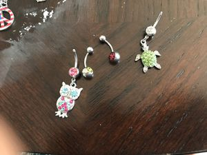 bellybutton rings