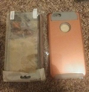 2 rose gold iPhone 6plus cases New