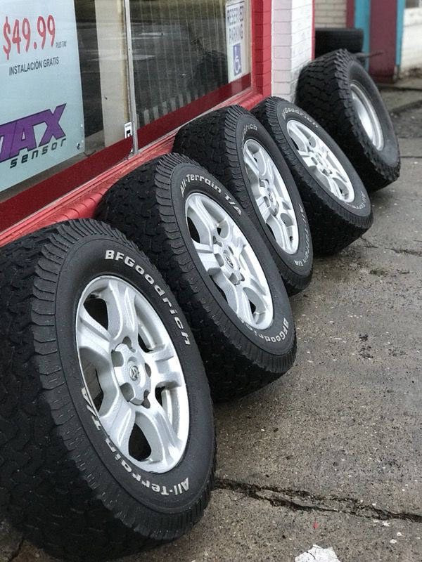 """18"""" oem tundra wheels 285/65/R18 (Auto Parts) in Indianapolis, IN ..."""