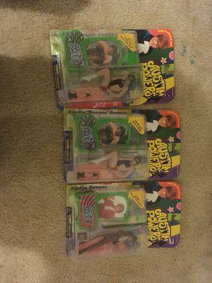 Austin powers figurines