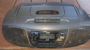 Radio JVC CD Cassette sistem.