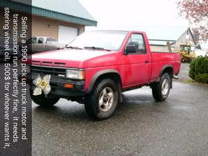 Nissan pick up 1990