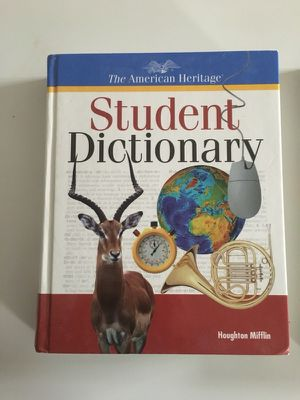 Dictionary student