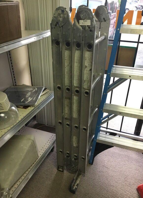 Werner Foldable Ladder