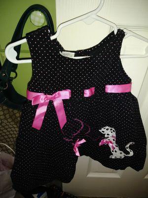 Lindo vestido de 6 a 12 meses