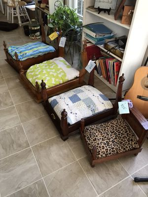 Beds for small dogs or cats or baby doll beds