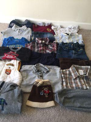 Baby boy clothes a lot