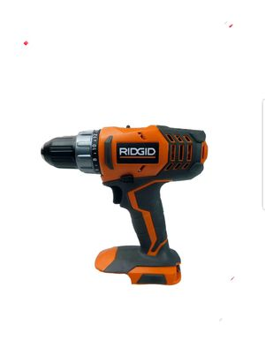 RIDGID R860052 18-Volt Lithium-Ion 1/2 in. Cordless Compact Drill/Driver (Battery and charger not included)