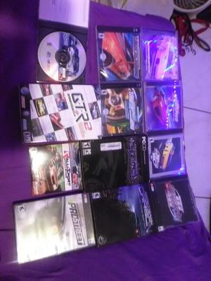 Need for speed collection PC windows games all for $25