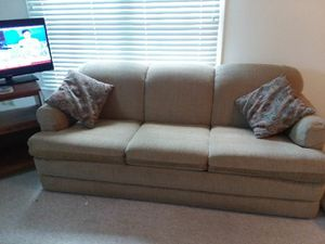La z boy sofa with pullout bed