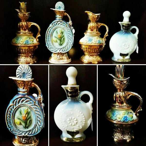 Furniture Consignment Asheville Nc ... Beam Whiskey Liquor Decanters ( Antiques ) in Asheville, NC - OfferUp