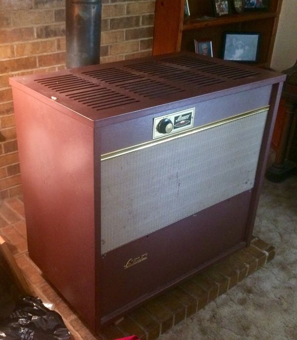 Genuine Original Ashley Imperial Wood Burning Stove