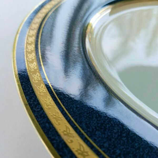 Mikasa Imperial Lapis Grande Ivory China Japan