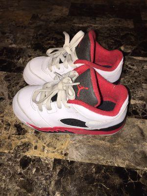 Jordan 5 size 8c