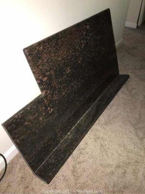 Granite countertops - 4 pcs