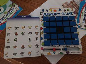 Melissa and Doug memory game