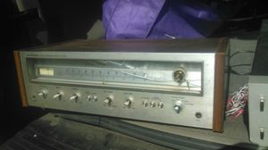 Pioneer stereo receiver sx-550