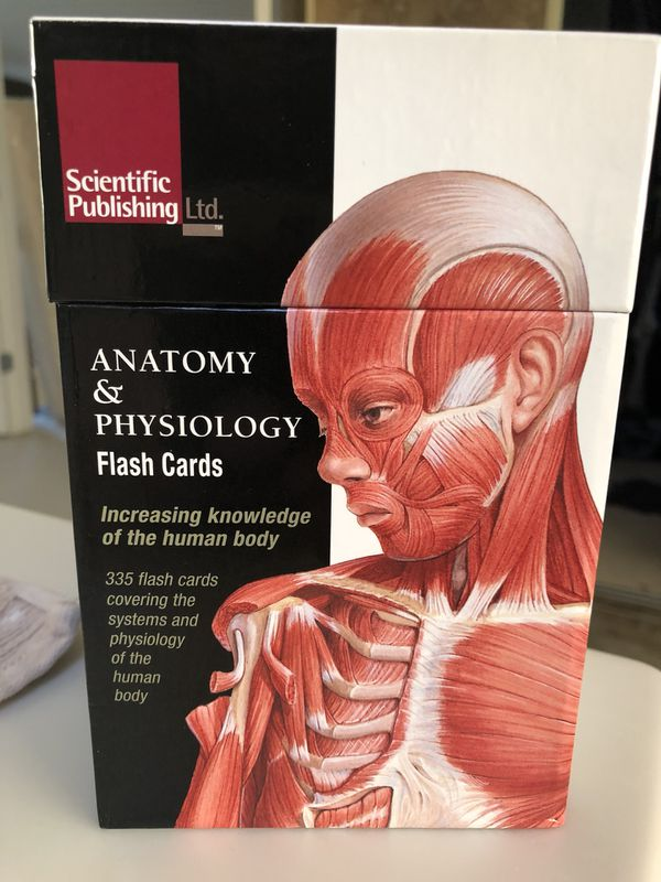 Asombroso Mosby Anatomy And Physiology Flash Cards Modelo - Anatomía ...