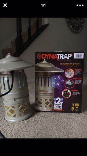 Dynatrap mosquito problems solved ////--------/////