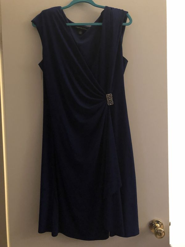 Formal Blue Dress Plus Size Clothing Shoes In Alexandria Va