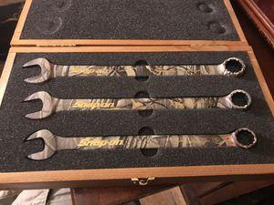 Earnhardt wrench set