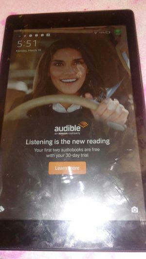 Kindle fix tablet