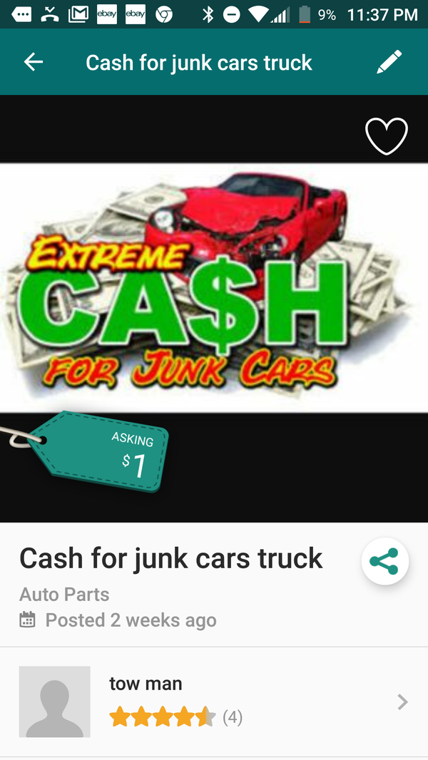We pay cash for junk cars and trucks (Cars & Trucks) in Cleveland ...