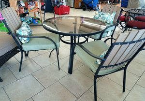 NEW Outdoor Patio Dining Set Table 3