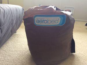 Aero bed