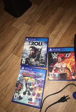 Brand new ps4 nothing wrong with it son got new Xbox need gone ASAP 180