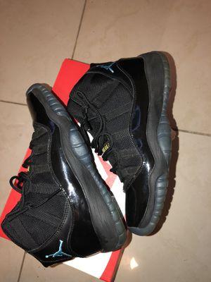 Jordan Retro 11 gamma size 7