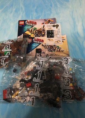 Lego 70812 creative ambush