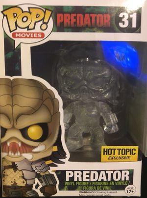 Exclusive Predator!