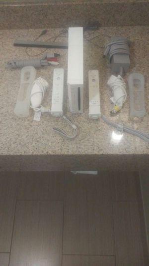 NINTENDO Wii (BUNDLE)