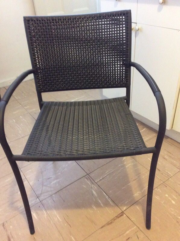 Patio chair furniture in chicago il offerup for Furniture 60614